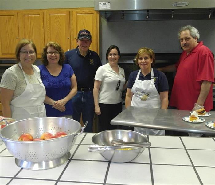 Soup Kitchen with the Salem Exchange Club