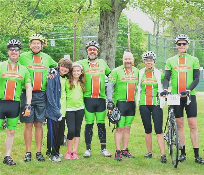 Thank you to Our SERVPRO Riders!